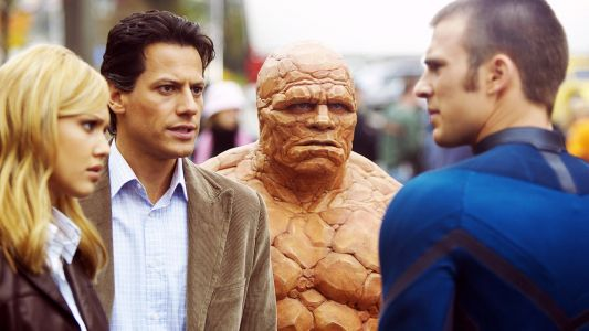 Download Fantastic Four (2005)