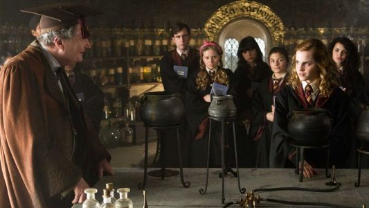 Download Harry Potter and the Half-Blood Prince Movie