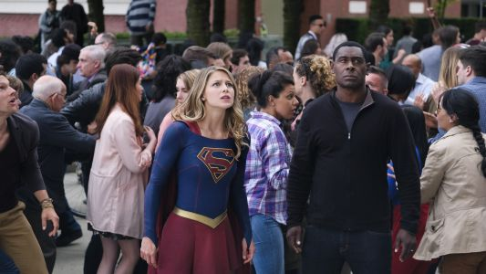 Download Supergirl Season 3