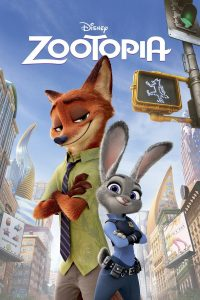 Download Zootopia (2016) | English-Hindi | 480p [400MB] | 720p [800MB]