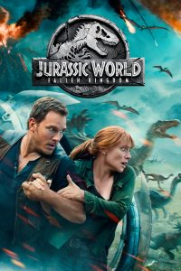 Download Jurassic World Fallen Kingdom (2018) | English-Hindi | 480P | 720P | 1080p