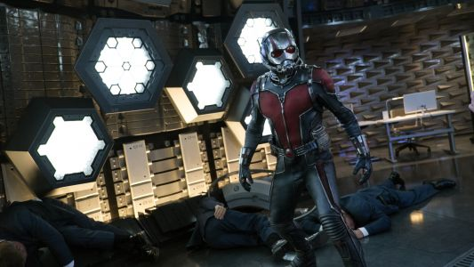 Watch & Download AntMan Movie