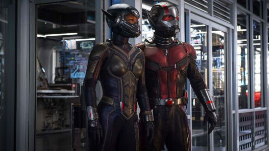 Watch & Download AntMan And The Wasp Movie