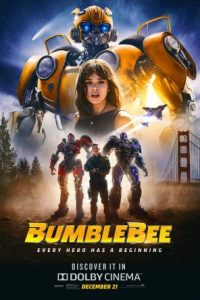 Download Bumblebee Movie (2018) | English | 720p [700MB] | HDCAM