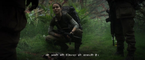 Download Annihilation Movie