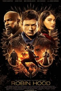 Download Robin Hood Movie (2018) | English | 480p [500MB] | 720p [1GB] | 1080p [2GB] | HD BluRay