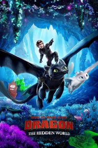 Watch & Download How to Train Your Dragon The Hidden World Movie (2019) | Hindi-English | 480p [400MB] | 720p [1GB] | 1080p [2.7GB] | HD BluRay