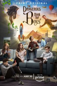 Watch & Download The Dangerous Book for Boys (2018) Season 1 Complete {Hindi-English} | 720p (200MB) | Full HD