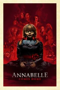 Download Annabelle Comes Home Movie (2019) | Hindi Cleaned-English | 480p [400MB] | 720p [800MB] | 1080p [1.6GB] | HC-HDRip | Annabelle 3