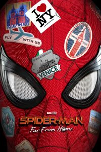 Watch Online & Download Spider-Man Far From Home Movie (2019) | Hindi-English | 480p [500MB] | 720p [1.1GB] | 1080p [2.6GB] | HDCAM | Latest Print ADDED