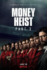 Download Money Heist Season 1-3 Complete (2019) | English + Spanish | 720p [300MB] | 1080p [600MB] | Full HD | NetFlix