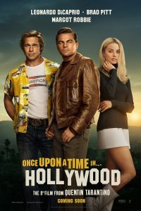 Watch Online & Download Once Upon a Time In Hollywood Movie (2019) | English | 480p [400MB] | 720p [1GB] | 1080p [1.5GB] | HDCAM