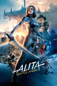 Download Alita: Battle Angel Movie (2019) | Hindi-English | 480p [400MB] | 720p [1GB] | HD BluRay