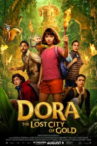 Download Dora and the Lost City of Gold Movie (2019) | Hindi-English || 480p [400MB] | 720p [1GB] || HDCAM || Hindi Coming SOON