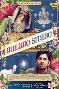 Download Gulabo Sitabo Amazon Prime Movie (2020) | Hindi [Eng Subs] || 480p [400MB] | 720p [700MB] | 1080p [1.2GB] | HD
