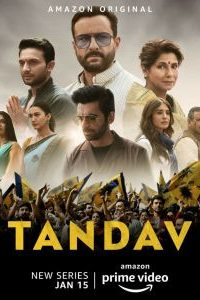 Download Tandav 2021 Series | Amazon Prime | 480p | 720p | HEVC | 1080p [ADDED]
